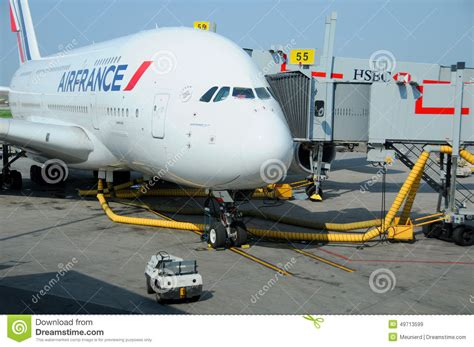 bureau air canada montreal air a380 editorial stock image image of hurry