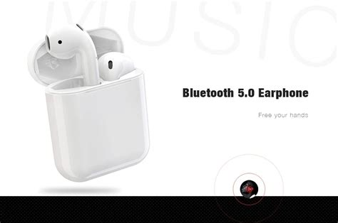 tws nuove cuffie clone  apple airpods  bluetooth