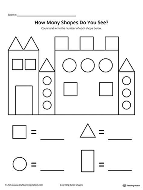preschool math printable worksheets myteachingstationcom