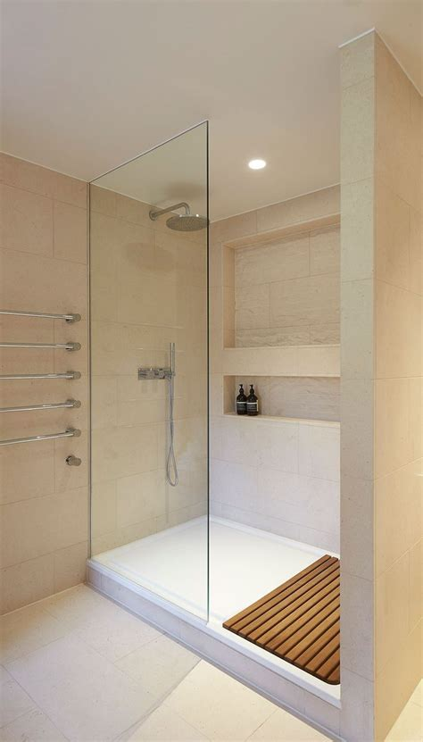 Cool Bathroom Showers by A Cool Residential Shower Suite Fitted With