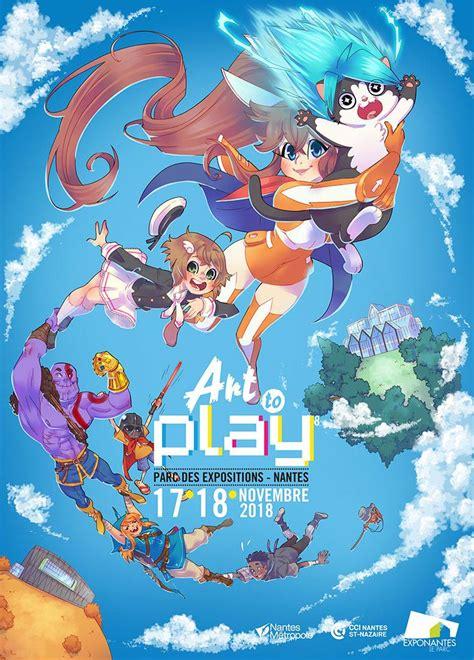 Art To Play 2018  17 Au 18 Novembre 2018