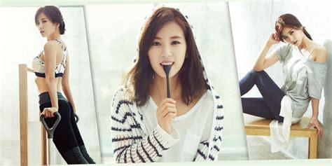 เทคนิคฟิตแอนด์เฟิร์มแบบ Park Chorong ' Apink