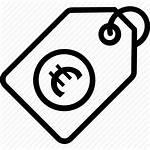 Icon Market Label Euro Yen Icons Editor