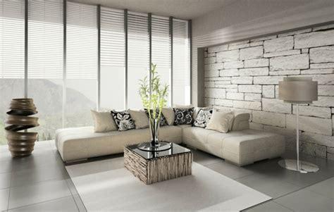 Wallpaper Design Ideas For Living Room by 71 Wohnzimmer Tapeten Ideen Wie Sie Die Wohnzimmerw 228 Nde