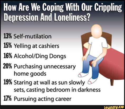Crippling Depression Memes - crippling ifunny