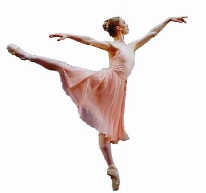 Ballet Transparent Dancer Bailarinas Clip Benessere Scienza