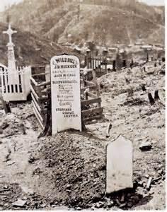 Wild Bill Hickok Grave