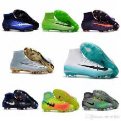 2017 cr7 soccer cleats cristiano ronaldo mercurial superfly leather fg soccer shoes cheap mens football boots acc original magista obra gold