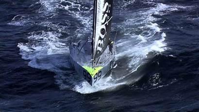 Offshore Racing Sailboat Wallpapers Boss Sailing Hugo
