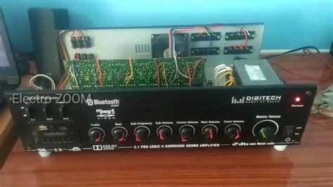 home theater amplifier assembling mosfet amplifier youtube