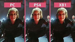 Wolfenstein 2 PC Vs PS4 Vs Xbox One Graphics