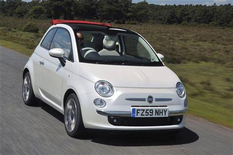 Fiat 500c Picture by Fiat 500c 2009 2015 Used Car Review Car Review Rac