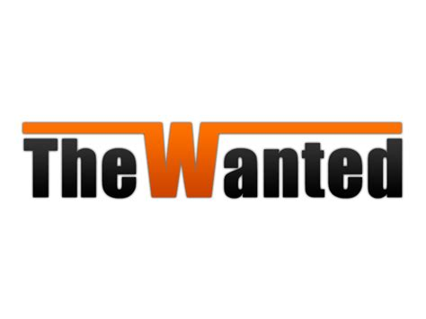 the wanted logo by maxmido on deviantart