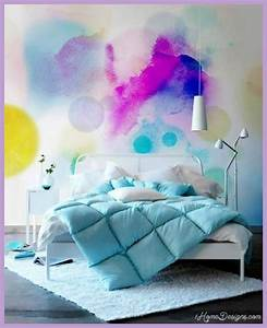 Creative wall paint ideas 1homedesignscom for Creative wall paint designs