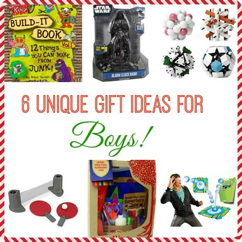 6 unique gift ideas for boys life without pink