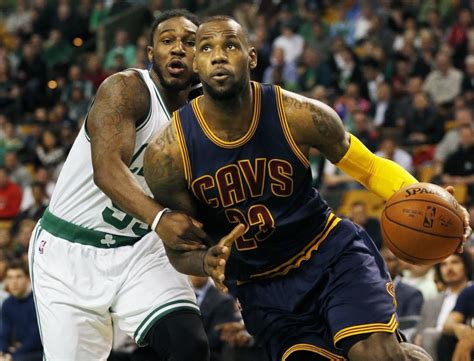 What LeBron James said following Cleveland Cavaliers' 101 ...