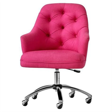 Hot Pink Desk Chair » Really Encourage Best 25 Pink Desk