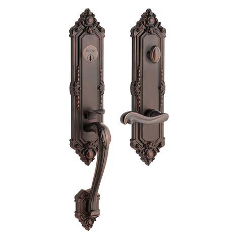 Exterior Front Door Handle Hardware