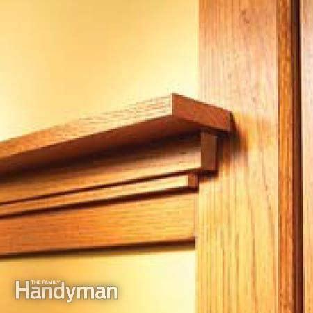 install craftsman trim  family handyman