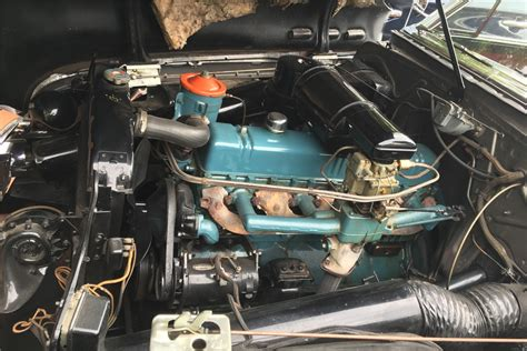 Buick 8 Engine by 1950 Buick 8 Convertible 207086