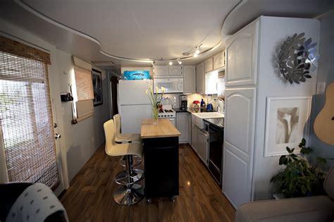 total trailer remodel mobile manufactured home living
