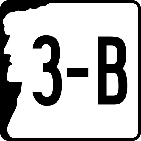 The In 3b by File Nh Route 3b Svg Wikimedia Commons