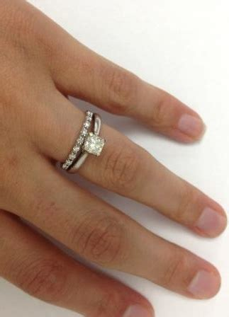 help not sure which wedding band to get heavy weddingbee