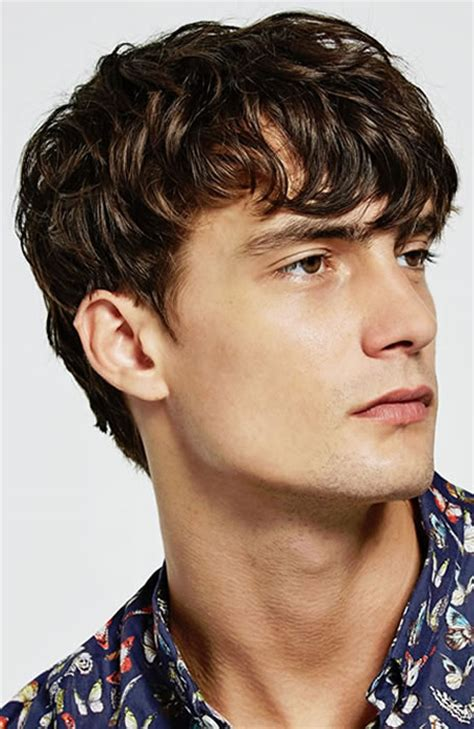 mens fringe haircuts fashionbeans