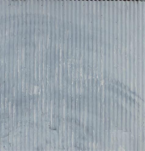 Worn Corrugated Sheet Metal texture 14Textures