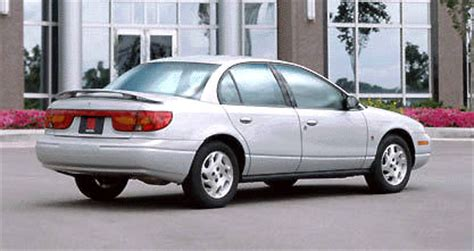2000 Saturn SL2 Review