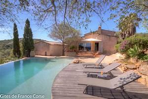 location villa prestige chambre d39hotes n17281 chambre d With maison d h tes de charme porto vecchio