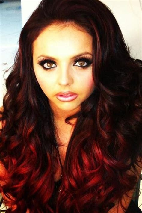 Mixing Dark Brown And Red Hair Dye Dyed Red Hair Brown
