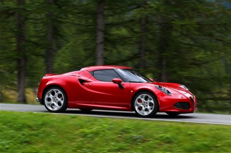 2014 Alfa Romeo by 2014 Alfa Romeo 4c May Come To Maserati Dealers After All