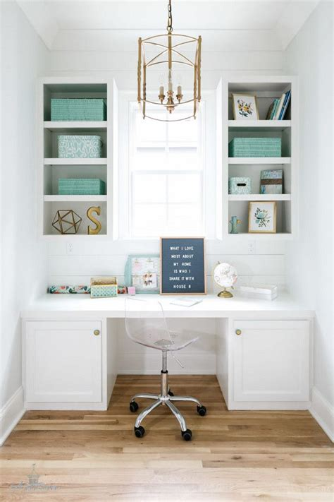 built in desk ideas 452 best home offices craft rooms images on pinterest
