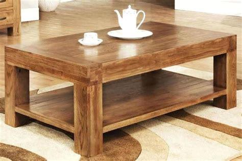 Santana Coffee Table S Santana Blonde Oak Coffee Table