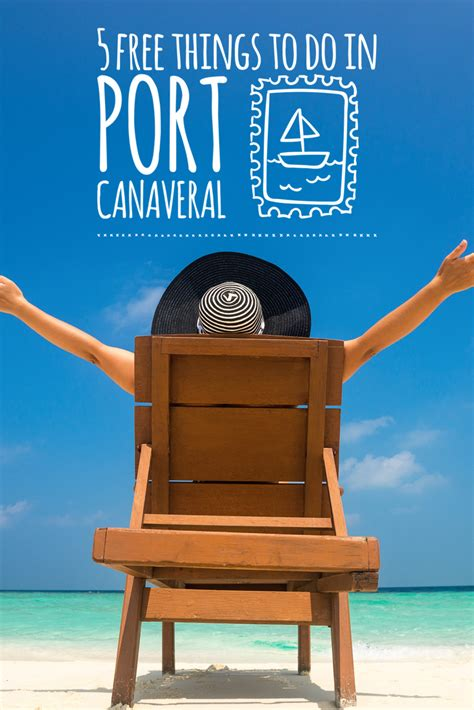 Go Canaveral by 5 Free Things To Do In Canaveral Go Canaveral