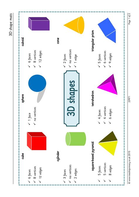 ks2 properties of shapes recognizing naming and
