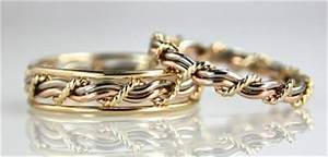 best three strand wedding ring images styles ideas With three strand wedding ring