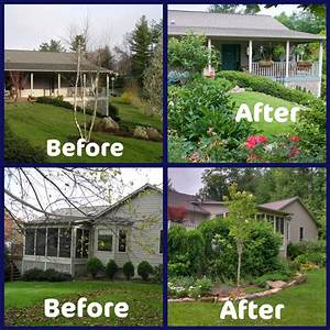 Build a Garden: Share Landscaping before and after photos