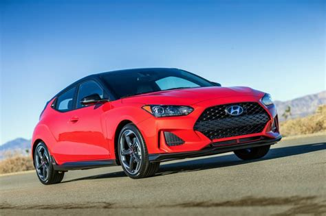 2019 Hyundai Veloster Stays Asymmetrical  The Torque Report