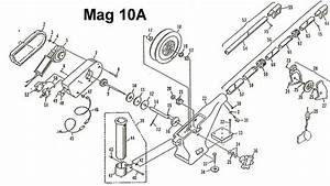 Order Cannon Mag 10a  Pre 2006 Models  Electric Downrigger