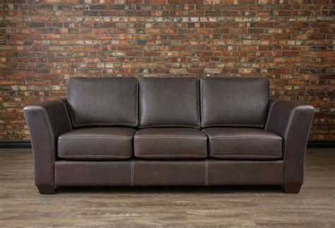 Upholstery Couches by The Aspen Leather Sofa Canada S Leather Sofas And