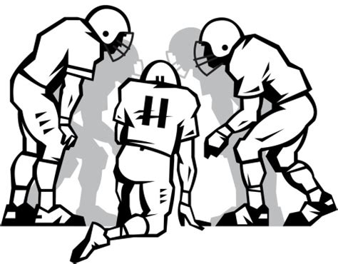 soccer team clipart black and white team in huddle 11 layered grayscale teamwork run the play