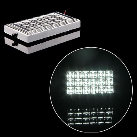 Overhead Interior Car Lights by 18 Led Bright White Car Vehicle Roof Ceiling Dome Interior