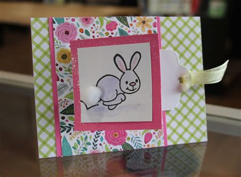 You can shop the sale here. Bunny Hop Pull Tab Card