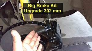 Big Brakes Upgrade To 302 Mm Rotors  Volvo 850  S70  V70