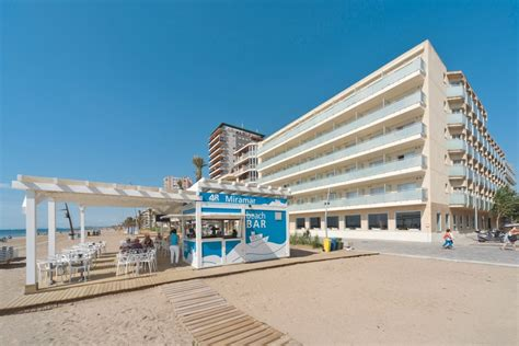 hotel barcelone dans la chambre hotel 4r miramar in costa dorada jetair