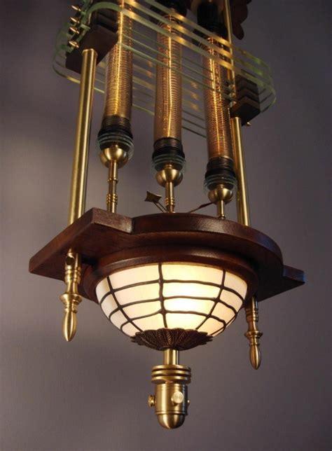 steampunk lighting randommization