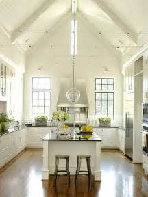 cottage kitchen design ideas adding interest to your ceilings risenmay