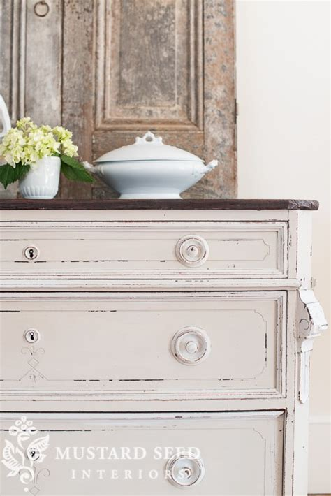 in you missed it distressing painted furniture